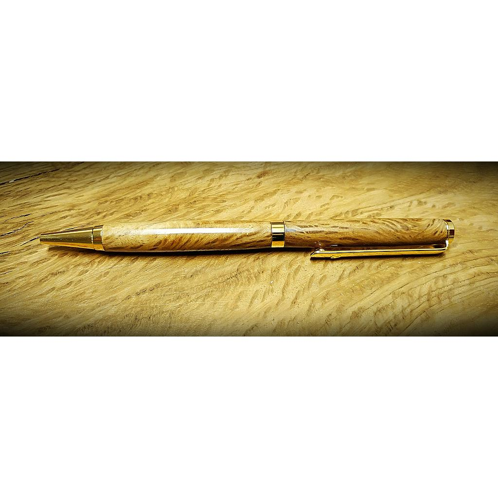 Artisan Slimline Pen - Domestic Hardwood